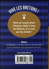 Tu sais que tu es breton quand... - 4ème de couverture - Format classique