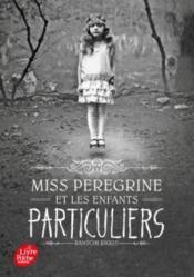 Miss Peregrine et les enfants particuliers T.1 - Couverture - Format classique