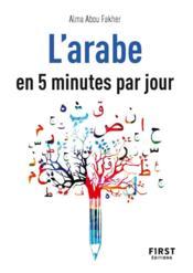 L'arabe en 5 minutes par jour - Couverture - Format classique