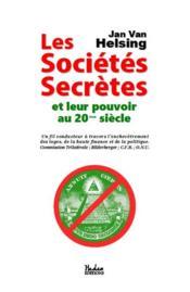 Les sociétés secrètes et leur pouvoir au 20ème siècle - Couverture - Format classique