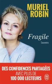 Fragile - Couverture - Format classique