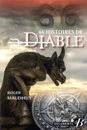 66 histoires de diable - Couverture - Format classique