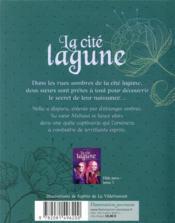 La cité lagune T.2 ; à la recherche de Nella - 4ème de couverture - Format classique