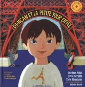 Duncan et la petite tour Eiffel - Couverture - Format classique