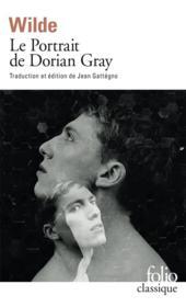 Le portrait de Dorian Gray - Couverture - Format classique