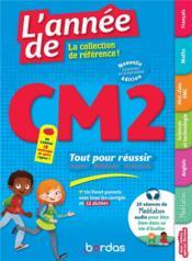 Les années de ; CM2 ; tout pour réussir (édition 2021) - Couverture - Format classique
