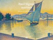 Paul Signac, l'air du large - Couverture - Format classique