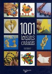 1001 Loisirs Creatifs - Intérieur - Format classique