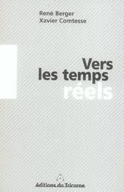 Vers Les Temps Reels - Intérieur - Format classique