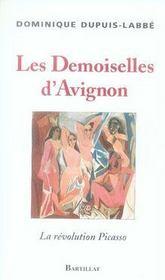 Les demoiselles d'avignon ; la révolution picasso - Intérieur - Format classique