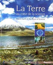 La Terre au coeur de la science - Intérieur - Format classique