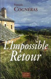 L'impossible retour - Intérieur - Format classique