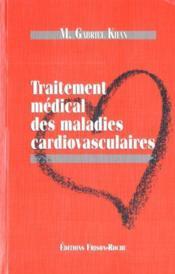 Traitement medical des maladies cardiovasculaires - Couverture - Format classique