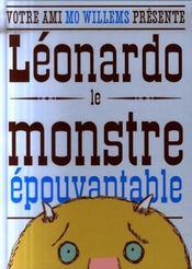 Léonardo le monstre épouvantable - Intérieur - Format classique