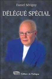 Délégué spécial - Couverture - Format classique