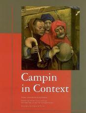 Campin In Context - Intérieur - Format classique