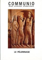 REVUE COMMUNIO N.132 ; le pèlerinage - Couverture - Format classique
