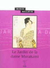 Le Jardin De La Dame Murakami - Intérieur - Format classique