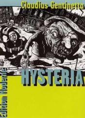 Hysteria - Couverture - Format classique