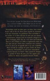 Le voleur de feu t.1 - 4ème de couverture - Format classique