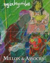 DE L'ART DE ROGER BEZOMBES. 1913-1994. 14/04/2008. (Poids de 353 grammes) - Couverture - Format classique