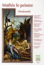 L'Avant-Scene Opera N.258 ; Mathis Le Peintre - Couverture - Format classique