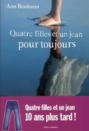 Quatre filles et un jean t.5 ; pour toujours - Couverture - Format classique