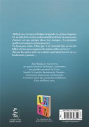 Quatre filles et un jean t.5 ; pour toujours - 4ème de couverture - Format classique