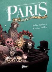 Paris ; légendes et mystères - Couverture - Format classique