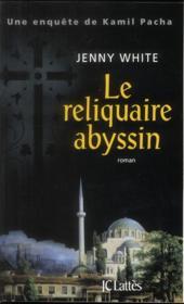 Le reliquaire abyssin - Couverture - Format classique