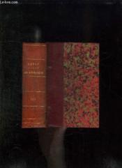 Tome Iii: Les Miserables. Deuxieme Partie Cosette. - Couverture - Format classique