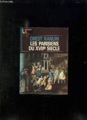 Les Parisiens Du Xvii Siecle. - Couverture - Format classique