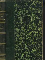 Llivia Ou Les Coeurs Tragiques - Couverture - Format classique