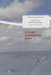 Carnets du développement durable t.5 - Couverture - Format classique