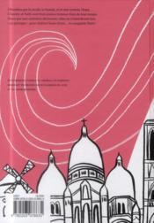 I fucking love Paris - 4ème de couverture - Format classique