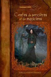 Contes de sorcières et de magiciens - Couverture - Format classique