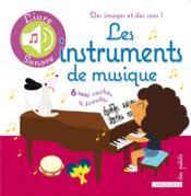 Les instruments de musique - Couverture - Format classique