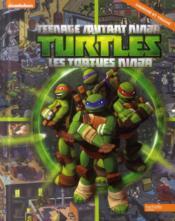 Teenage Mutant Ninja Turtles ; les Tortues Ninja ; cherche et trouve - Couverture - Format classique