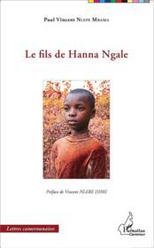 Le fils de Hanna Ngale - Couverture - Format classique