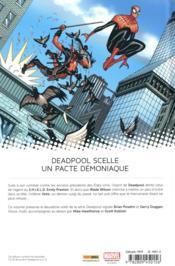 Deadpool T.2 - 4ème de couverture - Format classique