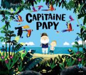 Capitaine papy - Couverture - Format classique