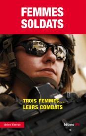 Femmes soldats - Couverture - Format classique