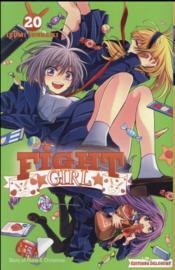 Fight girl t.20 - Couverture - Format classique