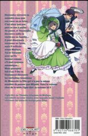 Fight girl t.20 - 4ème de couverture - Format classique