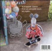Salomé, la pressée - 4ème de couverture - Format classique