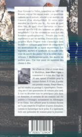 La roche au démon ; meurtres rituels en Bretagne - 4ème de couverture - Format classique