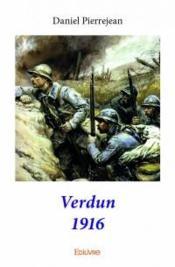 Verdun 1916 - Couverture - Format classique