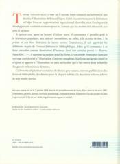 Voyageur du livre t.2 - 4ème de couverture - Format classique