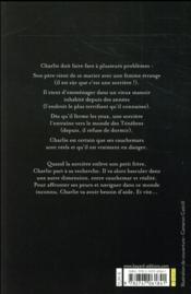 Cauchemars - 4ème de couverture - Format classique