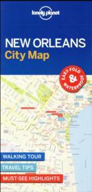 City Map ; New Orleans (édition 2017) - Couverture - Format classique